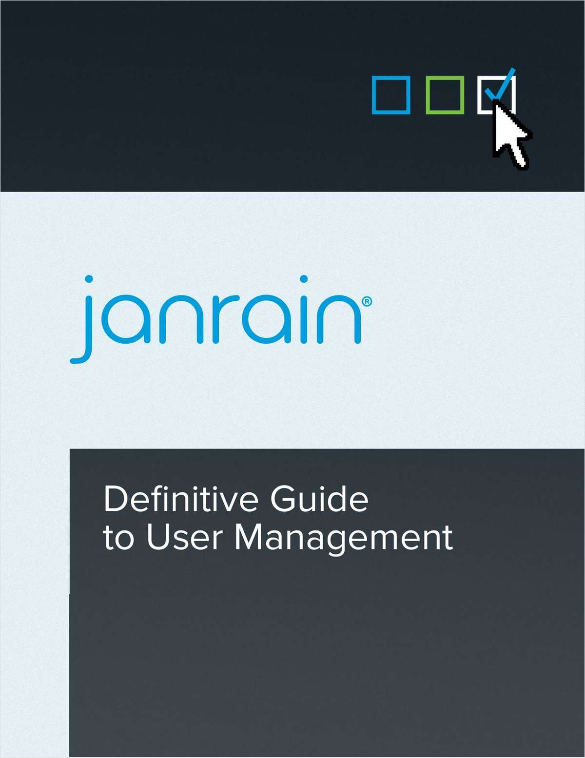 The Definitive Guide to User Management