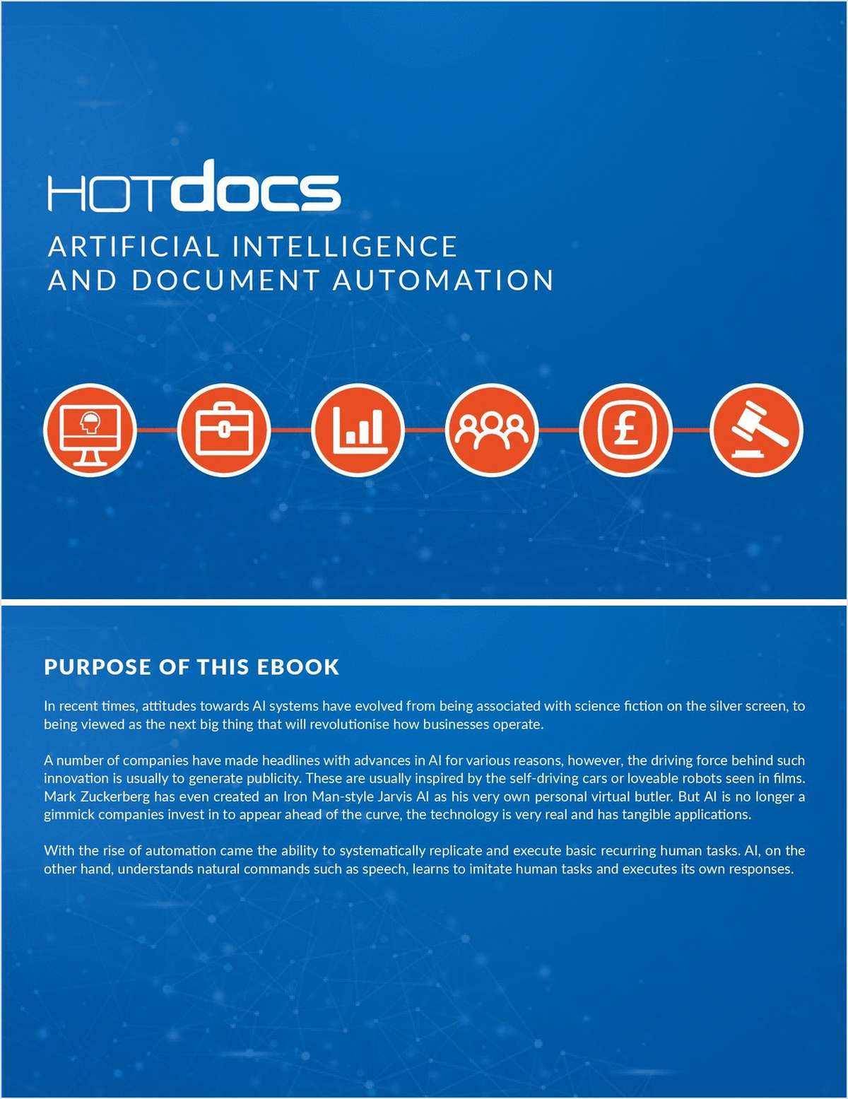 Artificial Intelligence and Document Automation - How They are Revolutionising Business Operations