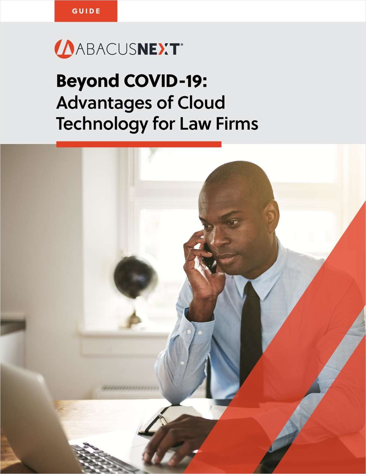 Beyond COVID-19: Advantages of Cloud Technology for Law Firms