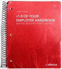 How to create v 1.0 of your employee handbook