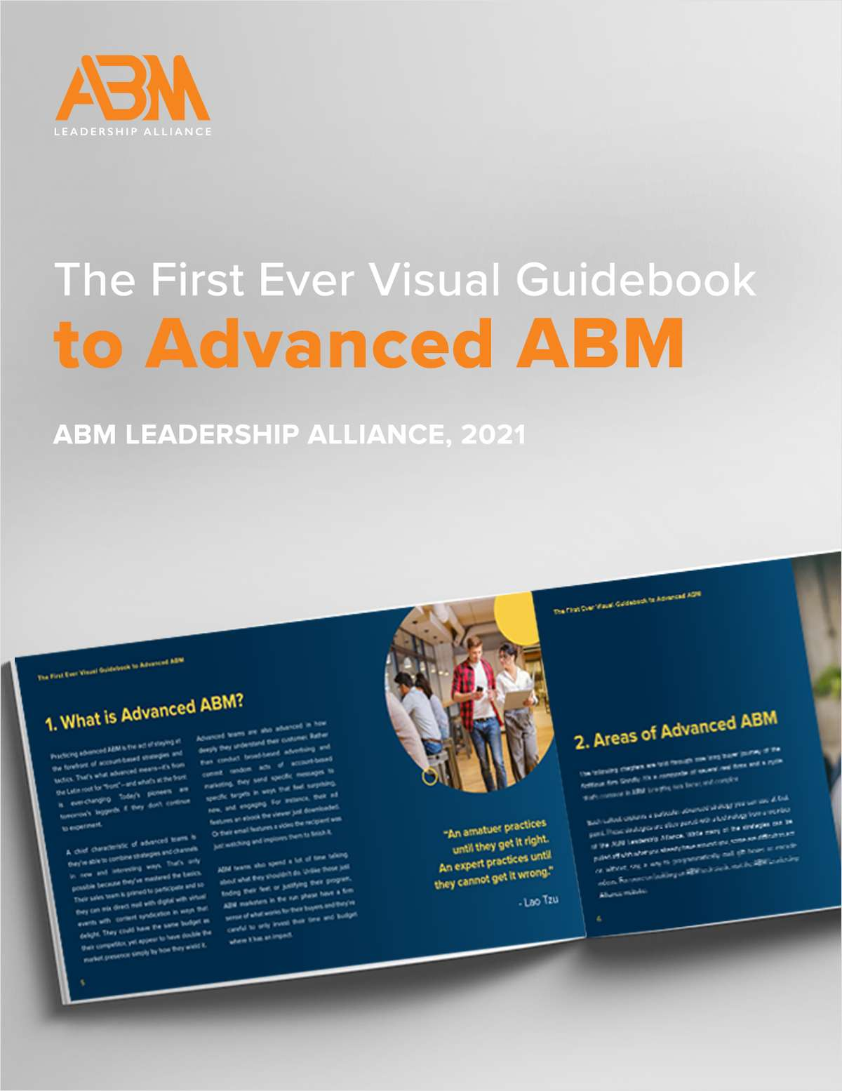 The First Ever Visual Guidebook to Advanced ABM