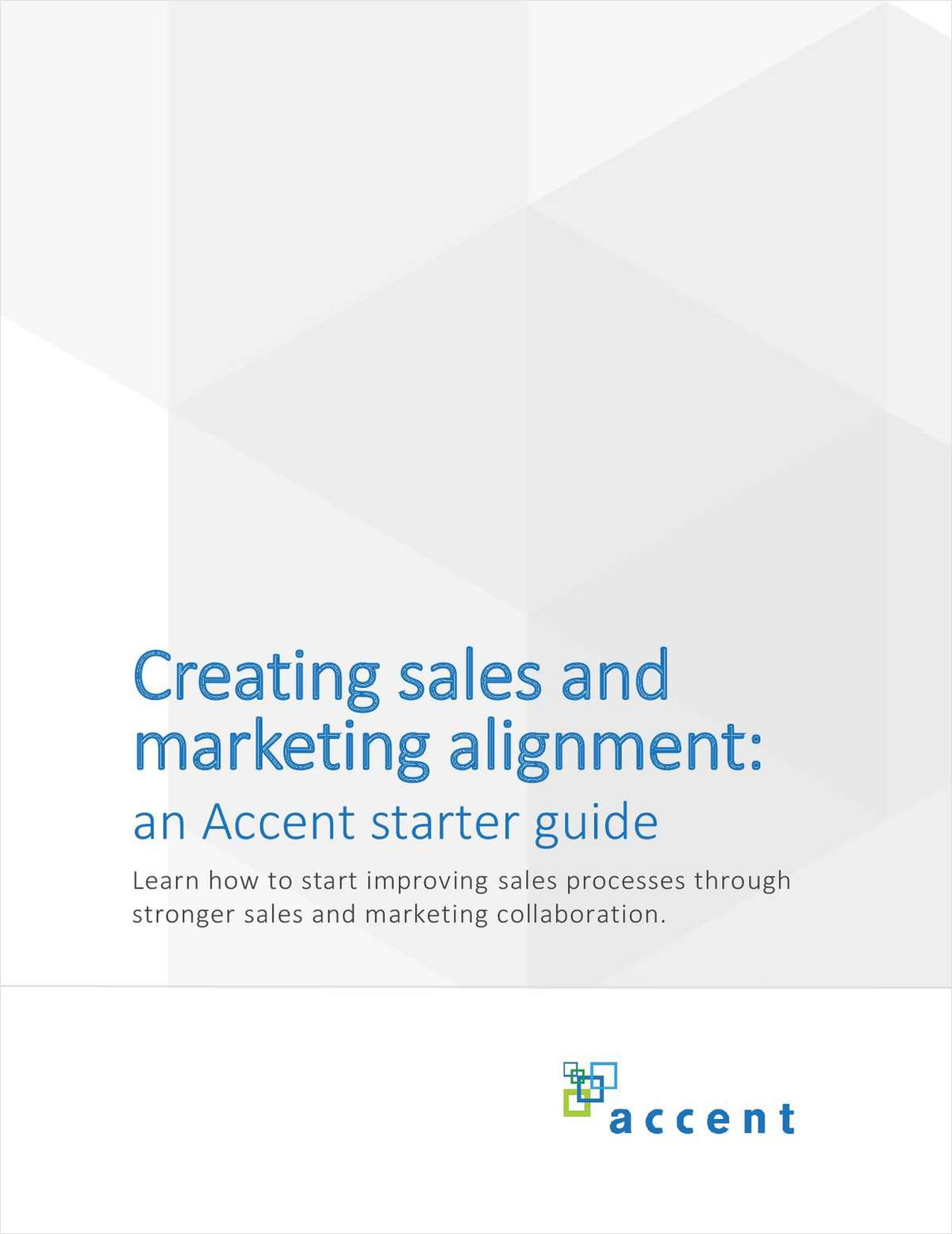 Creating Sales & Marketing Alignment