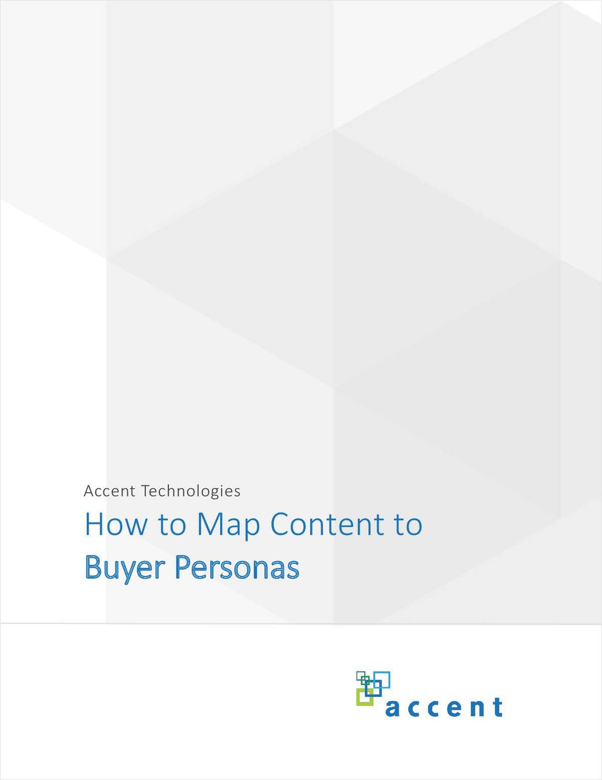 How to Map Content to Buyer Personas