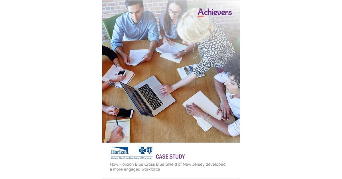 Horizon Blue Cross Blue Shield Customer Success Story, Free