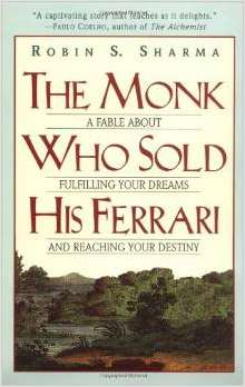 The Monk Who Sold His Ferrari -- Summarized by Actionable Books