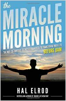 The Miracle Morning -- Summarized by Actionable Books