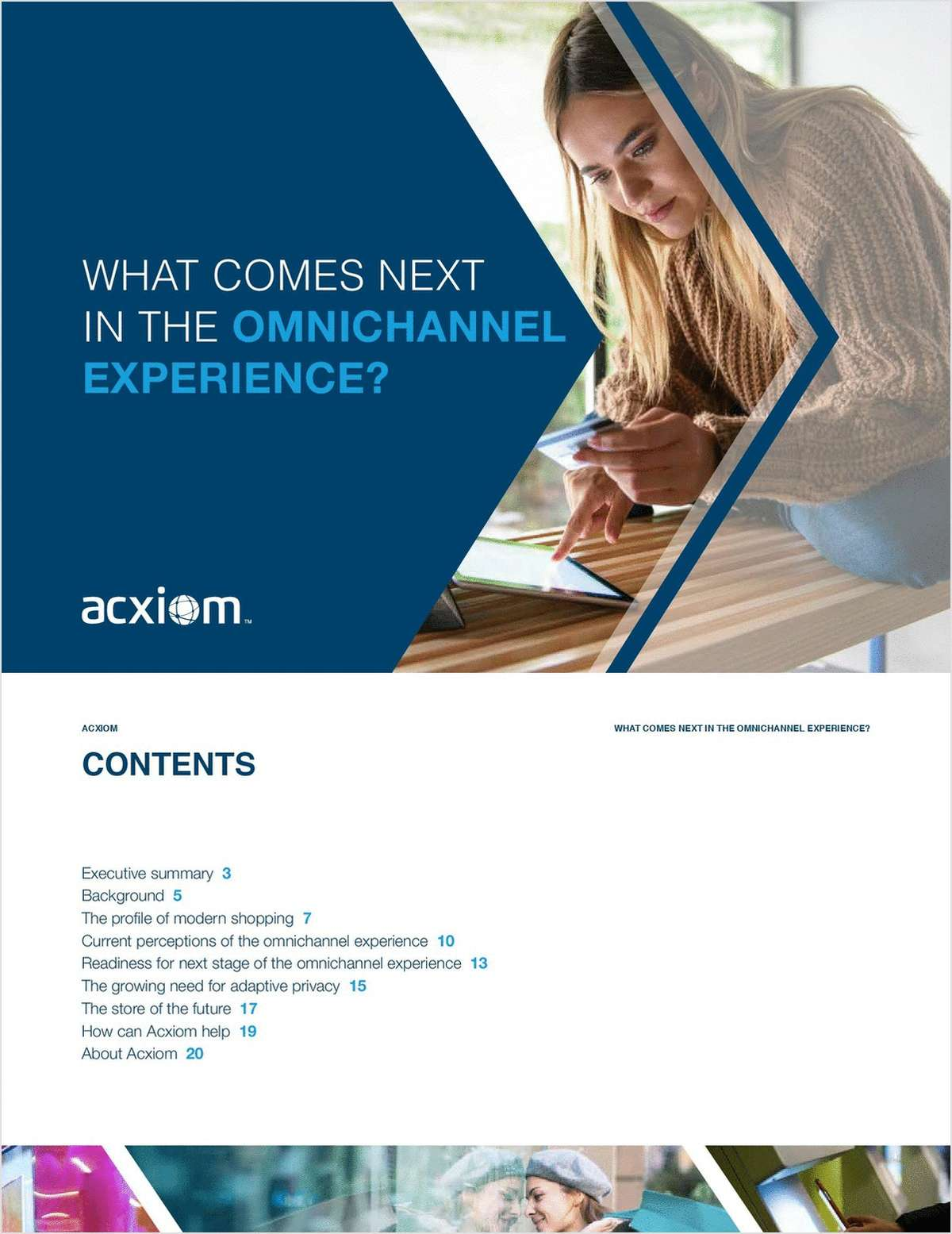 What Comes Next In The Omnichannel Experience?