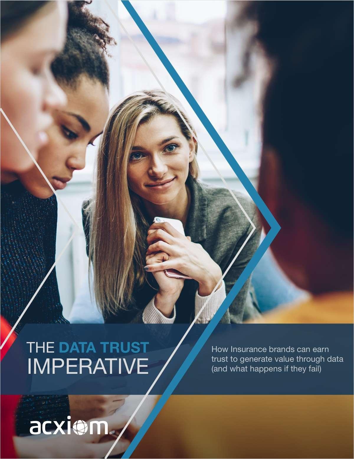 The Data Trust Imperative
