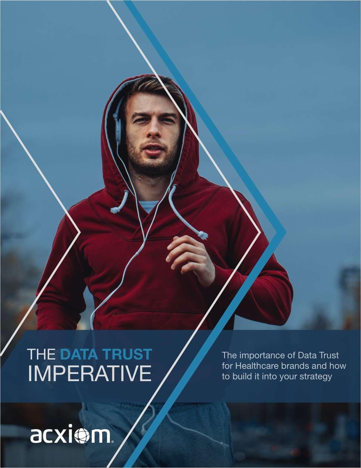The Data Trust Imperative - Healthcare