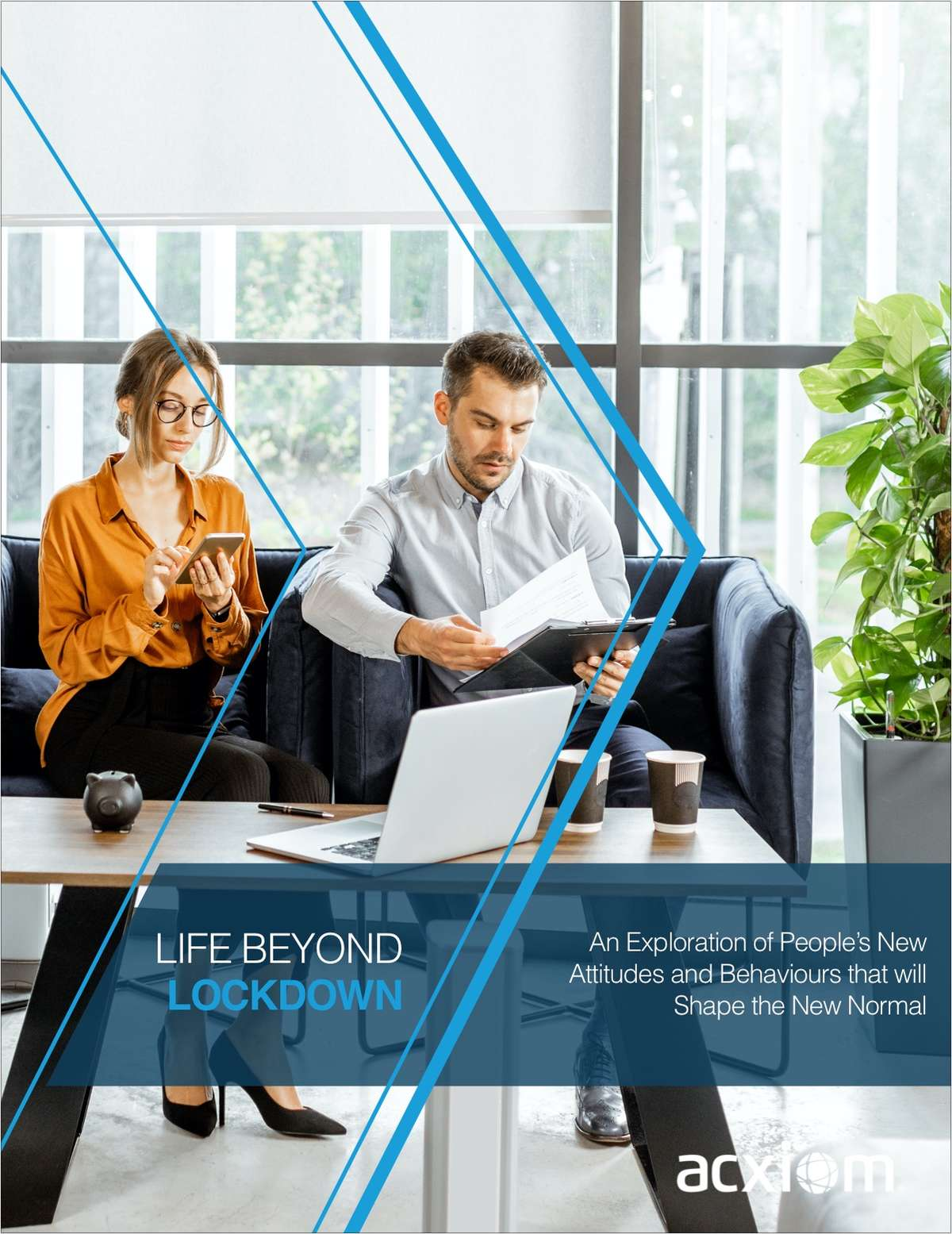 Life Beyond Lockdown in Financial Services