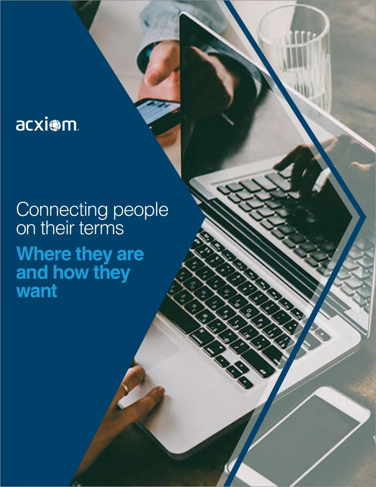 Connecting With People On Their Terms in Financial Services