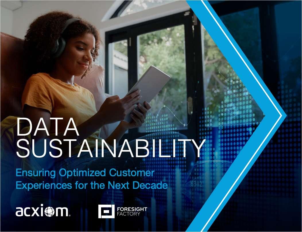 Data is evolving. Don't get left behind.