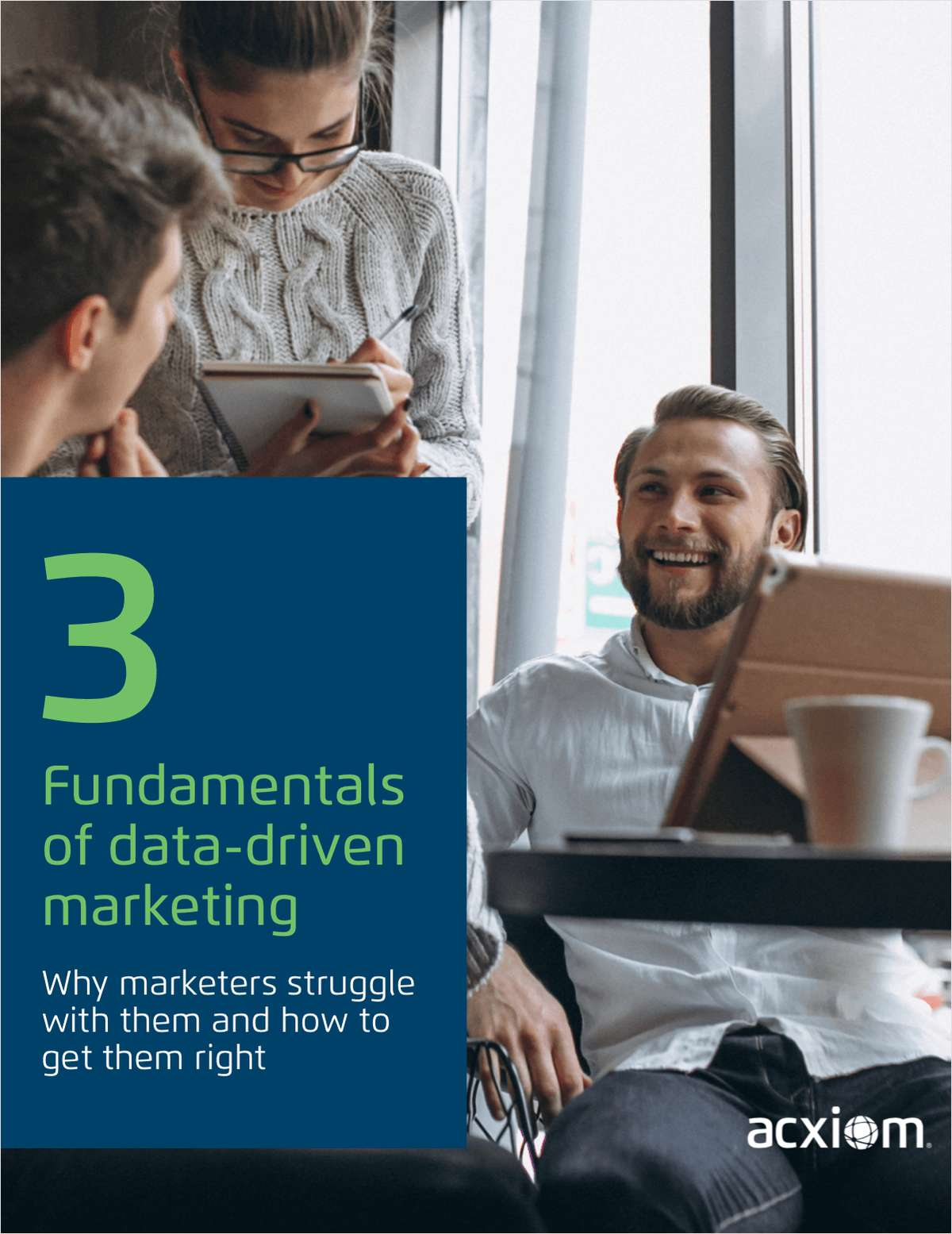 3 Fundamentals of Data-Driven Marketing