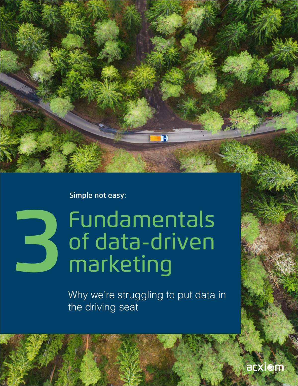 3 Fundamentals of Data-Driven Marketing in Automotive