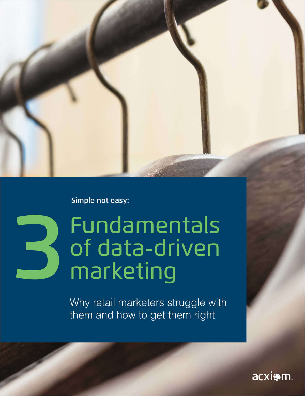 3 Fundamentals of Data-Driven Marketing in Retail