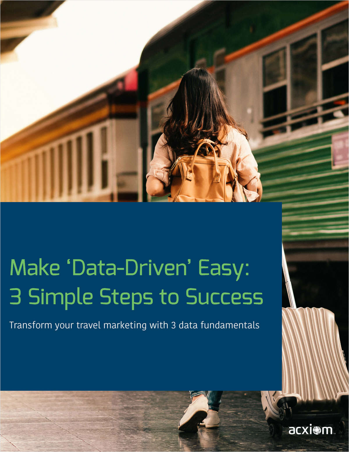 Make 'Data-Driven' Easy: 3 Simple Steps to Success