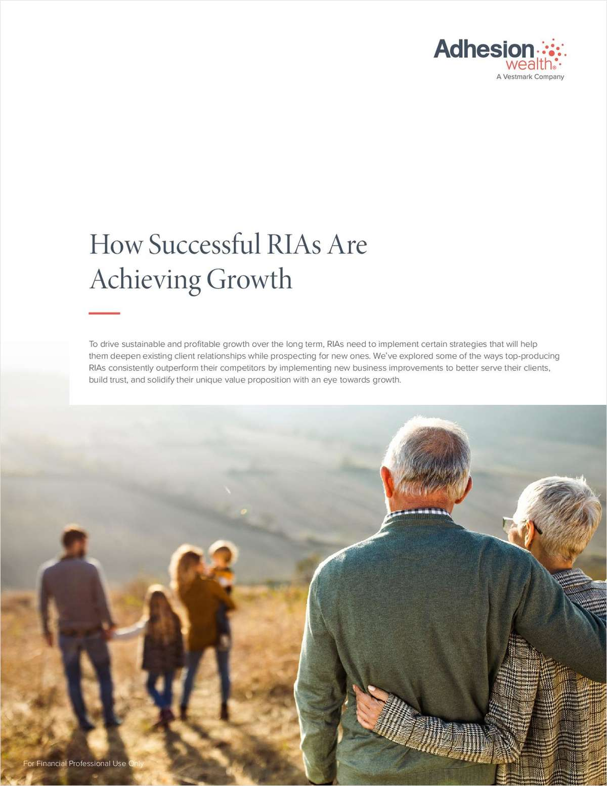 How Successful RIAs Are Achieving Growth