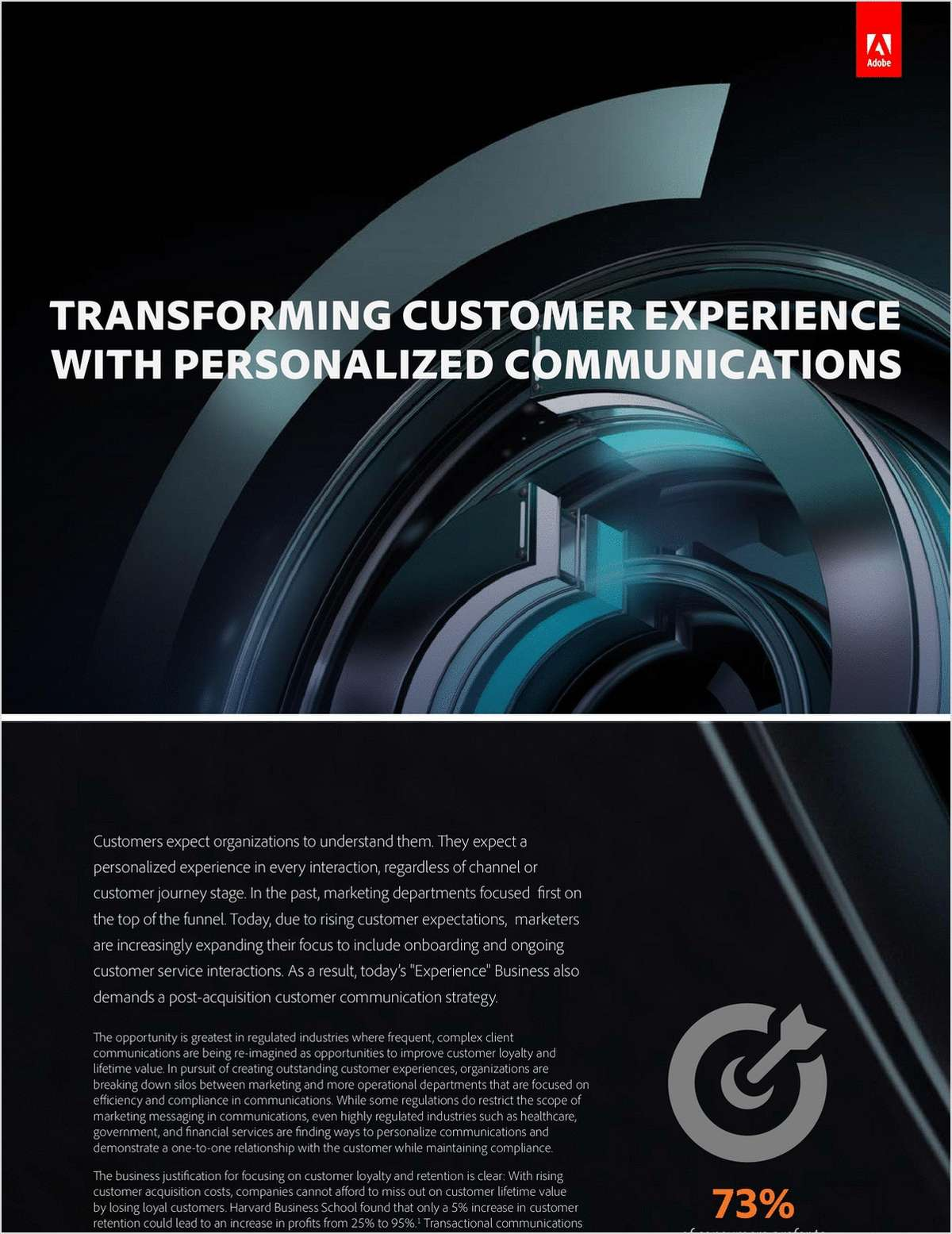 Transforming Customer Experience with Personalized Communications