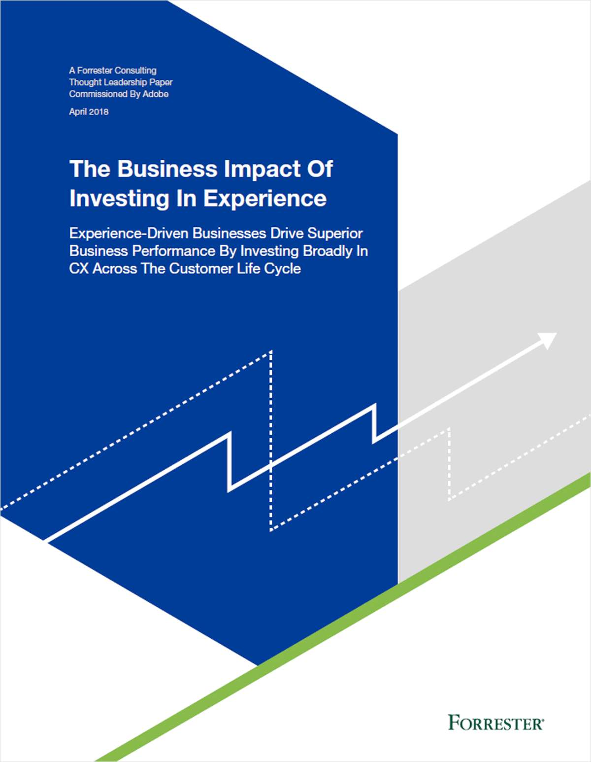The Business Impact of Investing In Experience