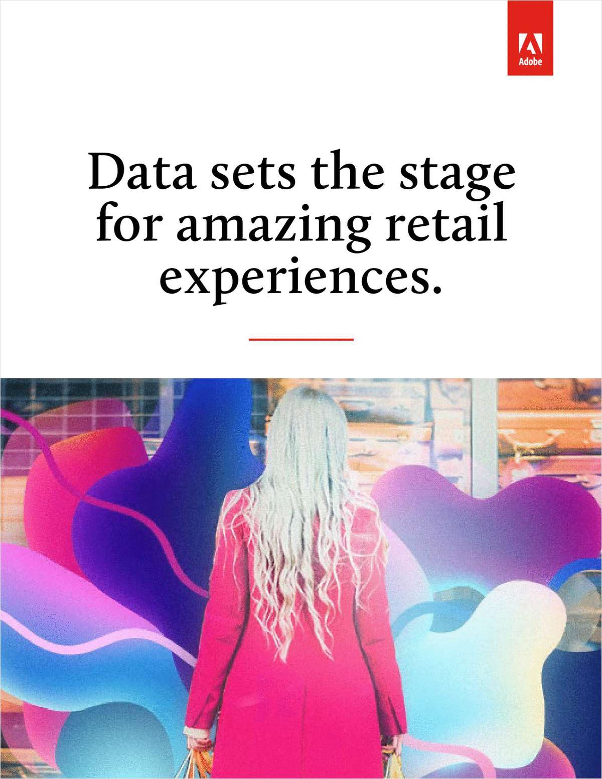 Data Sets the Stage for Amazing Retail Experiences