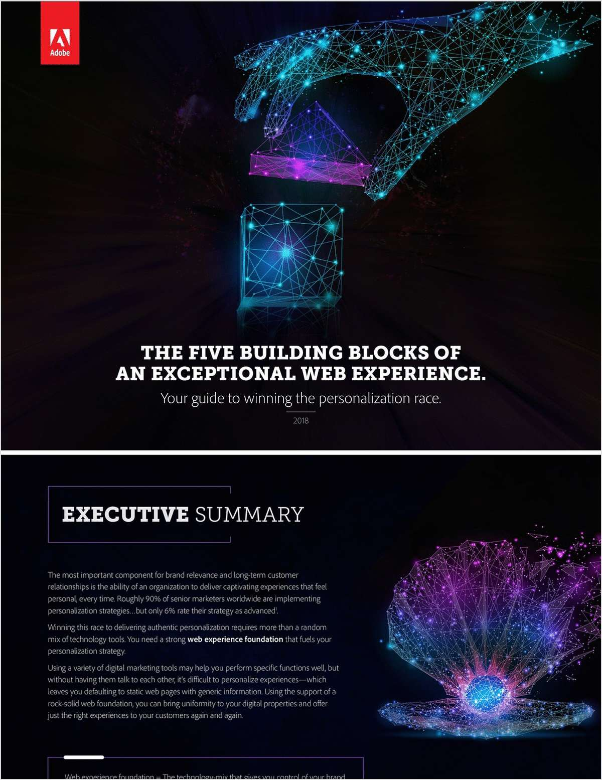5 Building Blocks of an Exceptional Web Experience