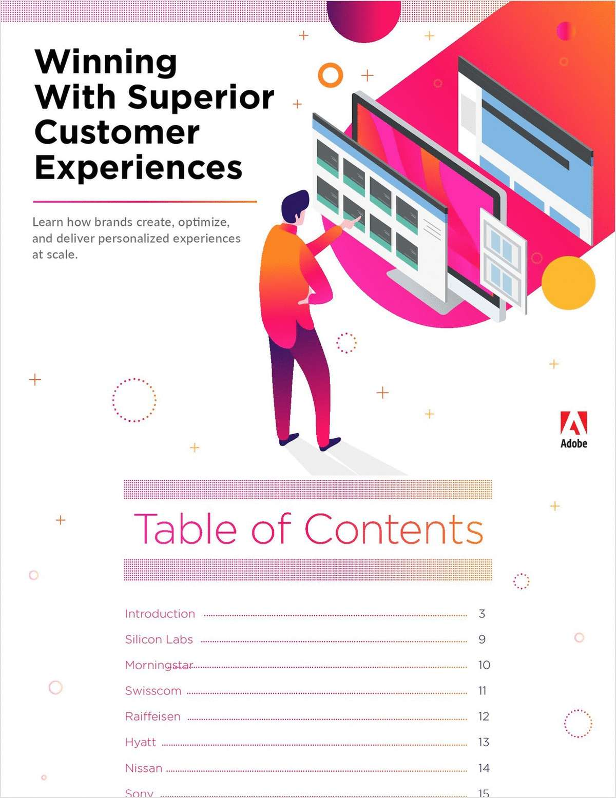 Winning with Superior Customer Experiences