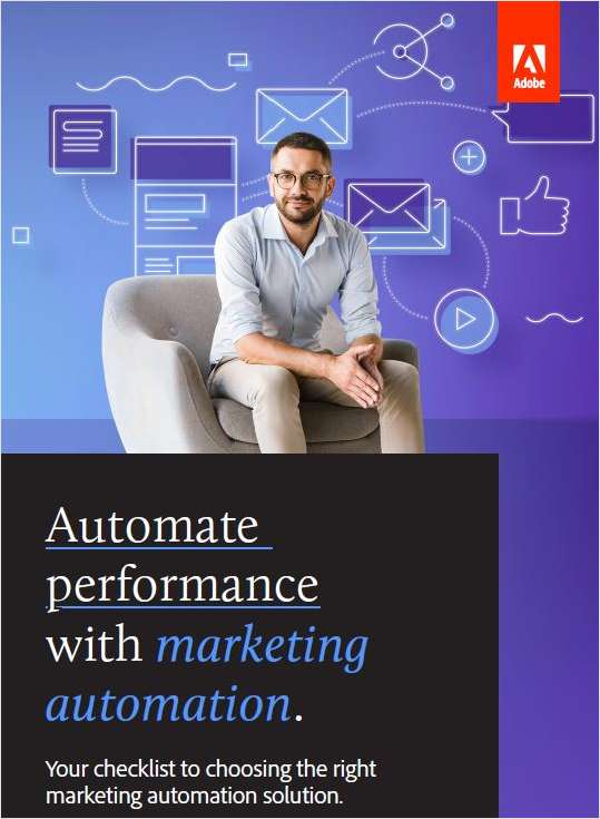 Automate Performance with Marketing Automation