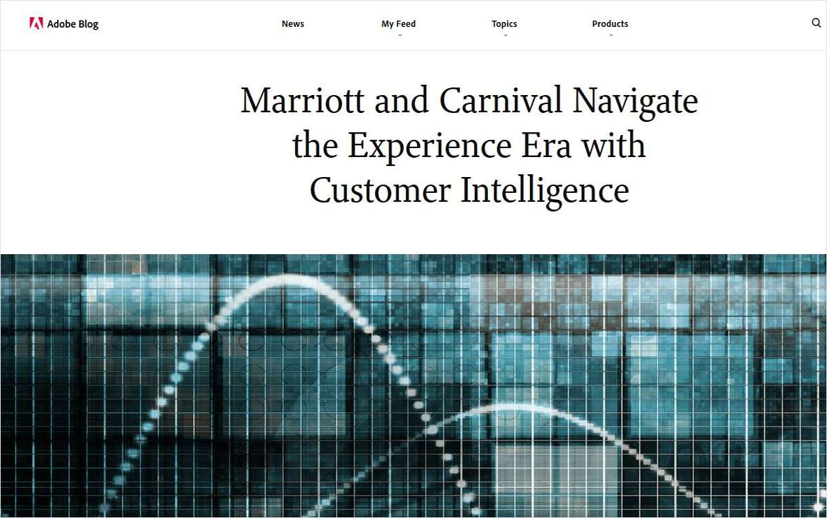 Marriott and Carnival Navigate the Experience Era with Customer Intelligence