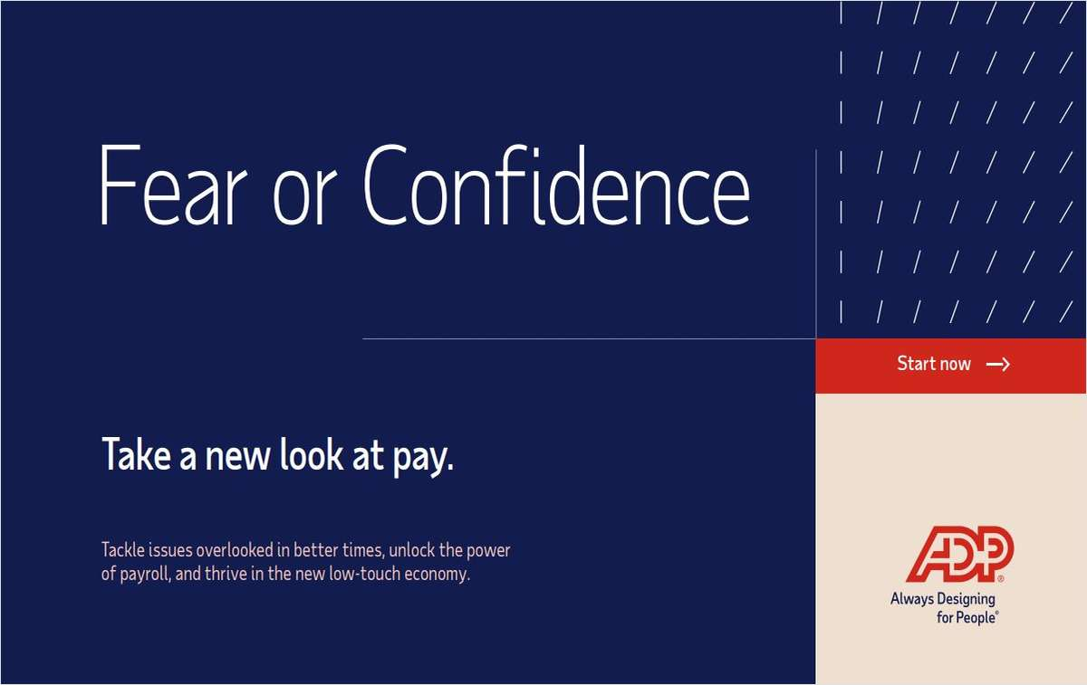 Fear or Confidence