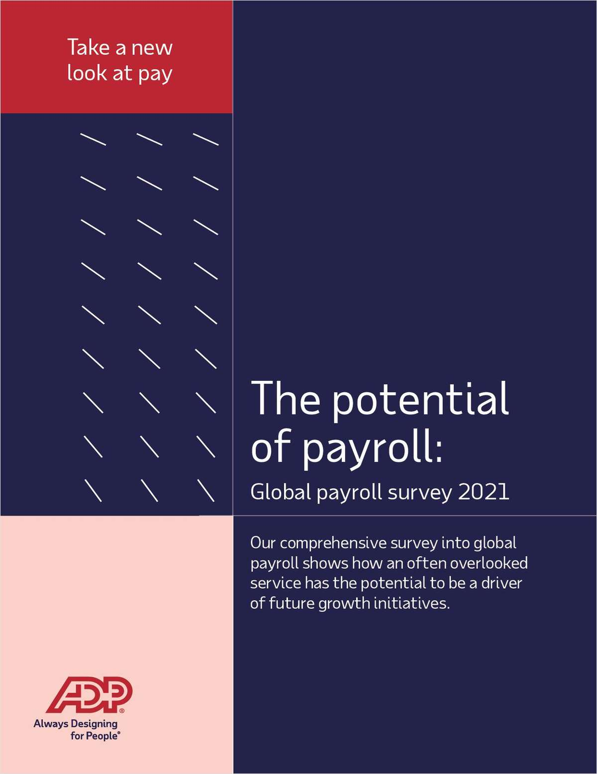 The Potential of Payroll: Global Payroll Survey 2021