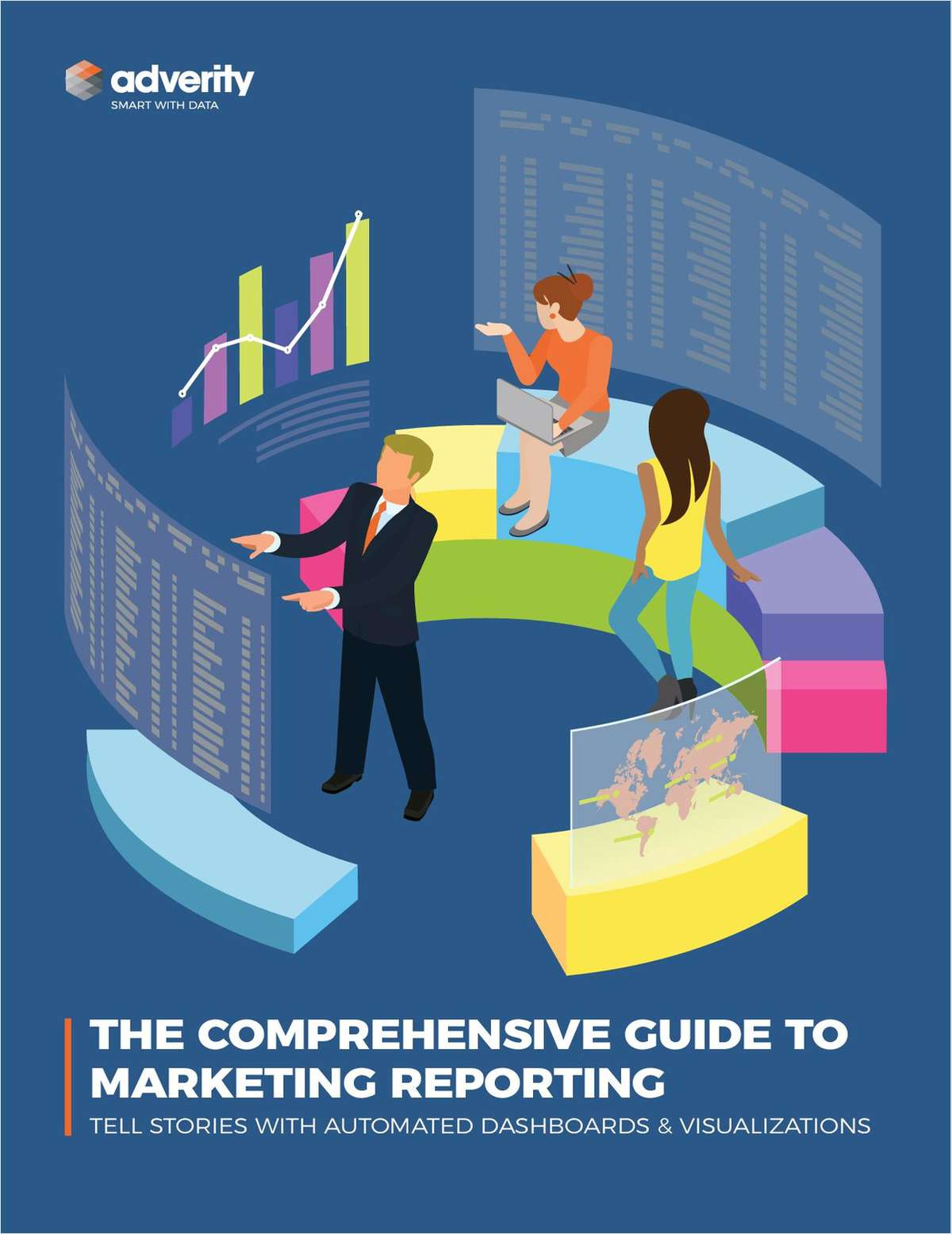 eBook The Comprehensive Guide to Marketing Reporting