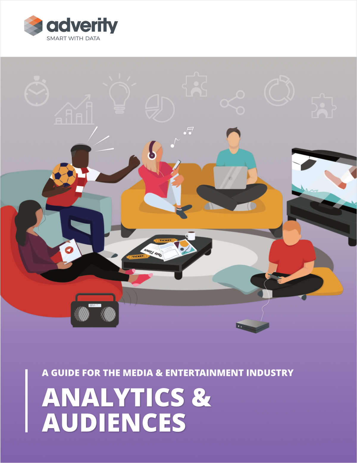 eBook: A Guide to Audience and Engagement Analytics for the Media & Entertainment Industry