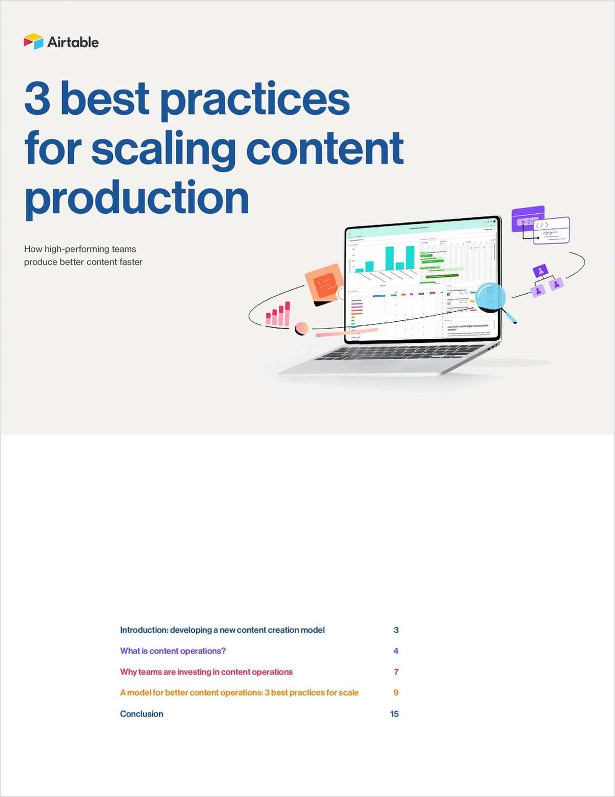 3 Best Practices for Scaling Content Production