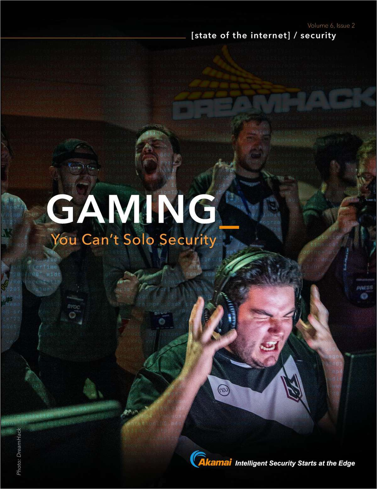 Gaming -- You Can't Solo Security