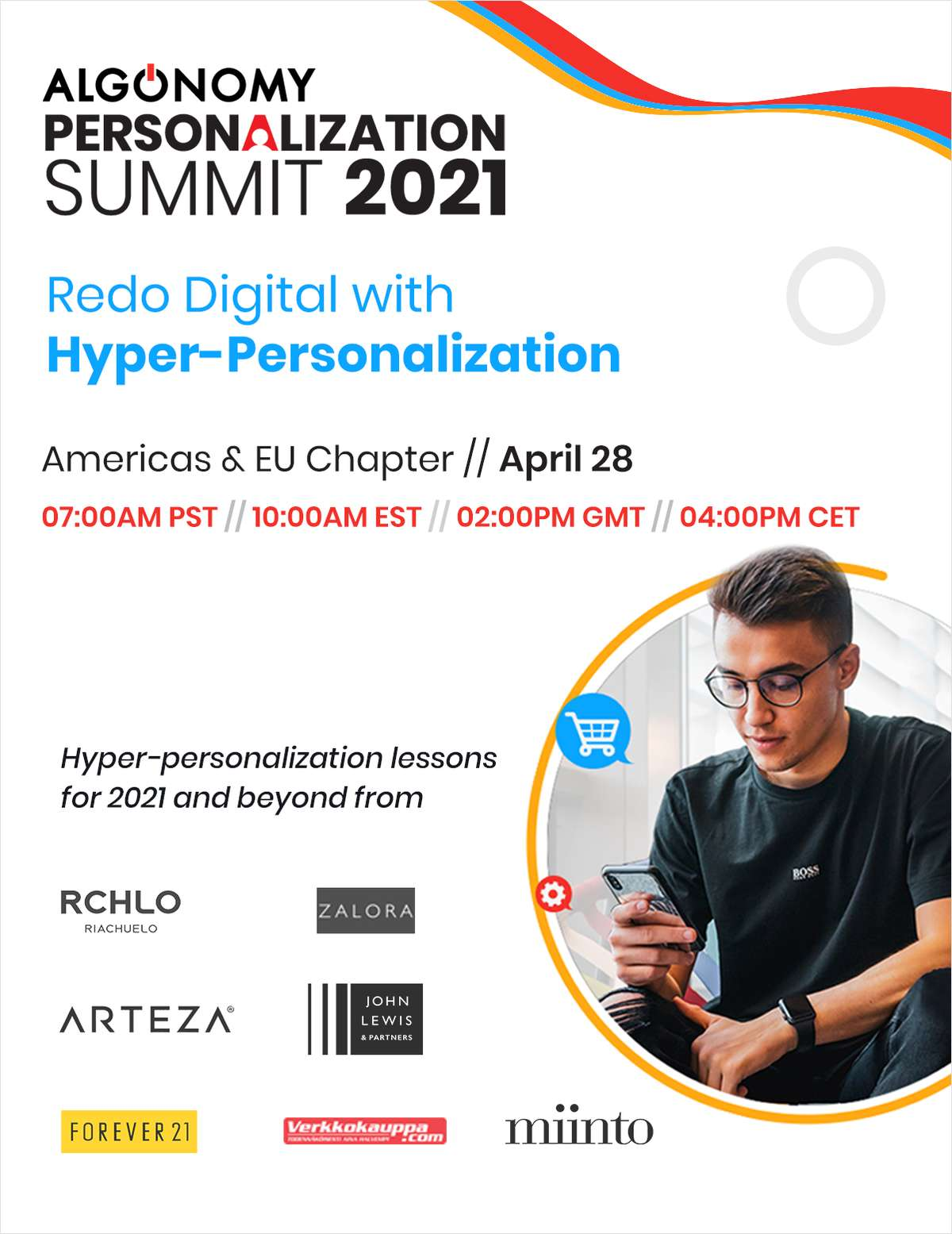 Shaping Exceptional Digital Experiences: Redo Digital with Hyper-Personalization