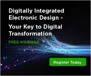 Digitally Integrated Electronic Design - Your Key to Digital Transformation