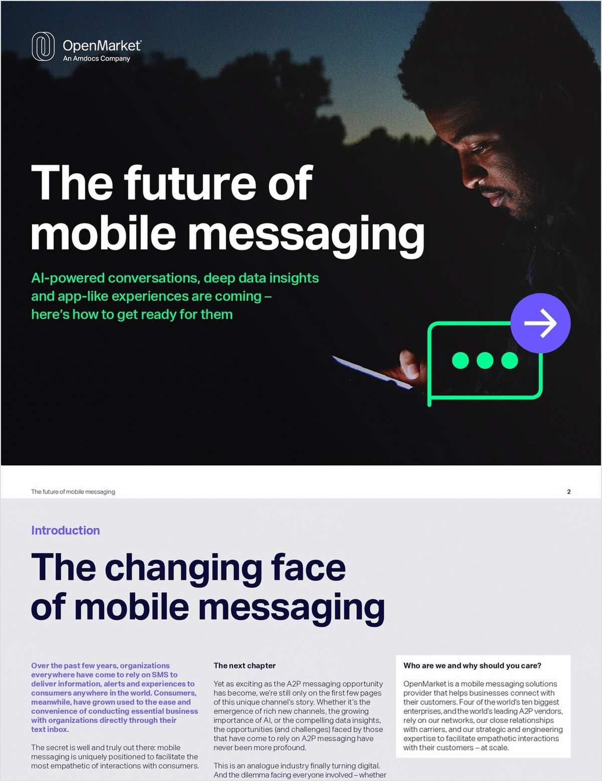 The Future of Mobile Messaging