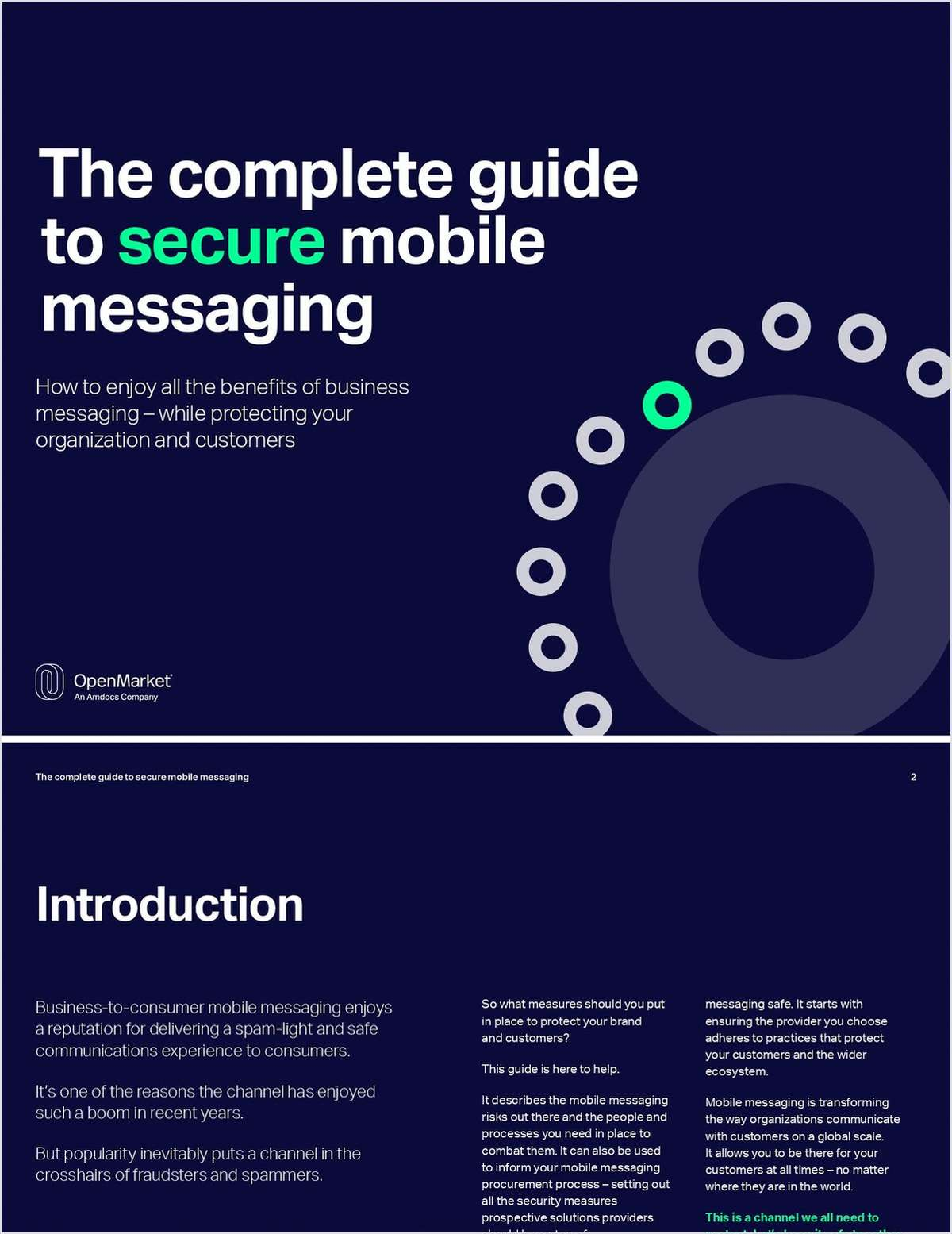 The Complete Guide to Secure Mobile Messaging