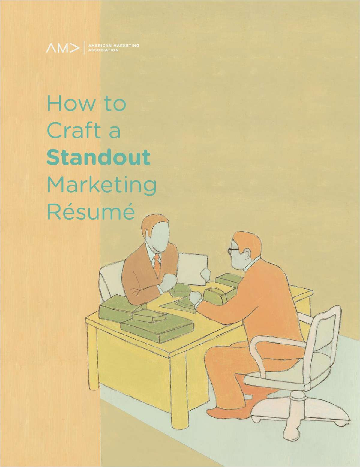 How to Craft a Standout Marketing Résumé