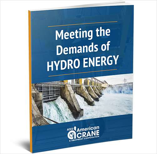 Meeting the Demands of Hydro Energy