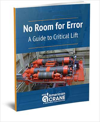 No Room for Error: A Guide To Critical Lift