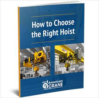 How to Choose the Right Hoist