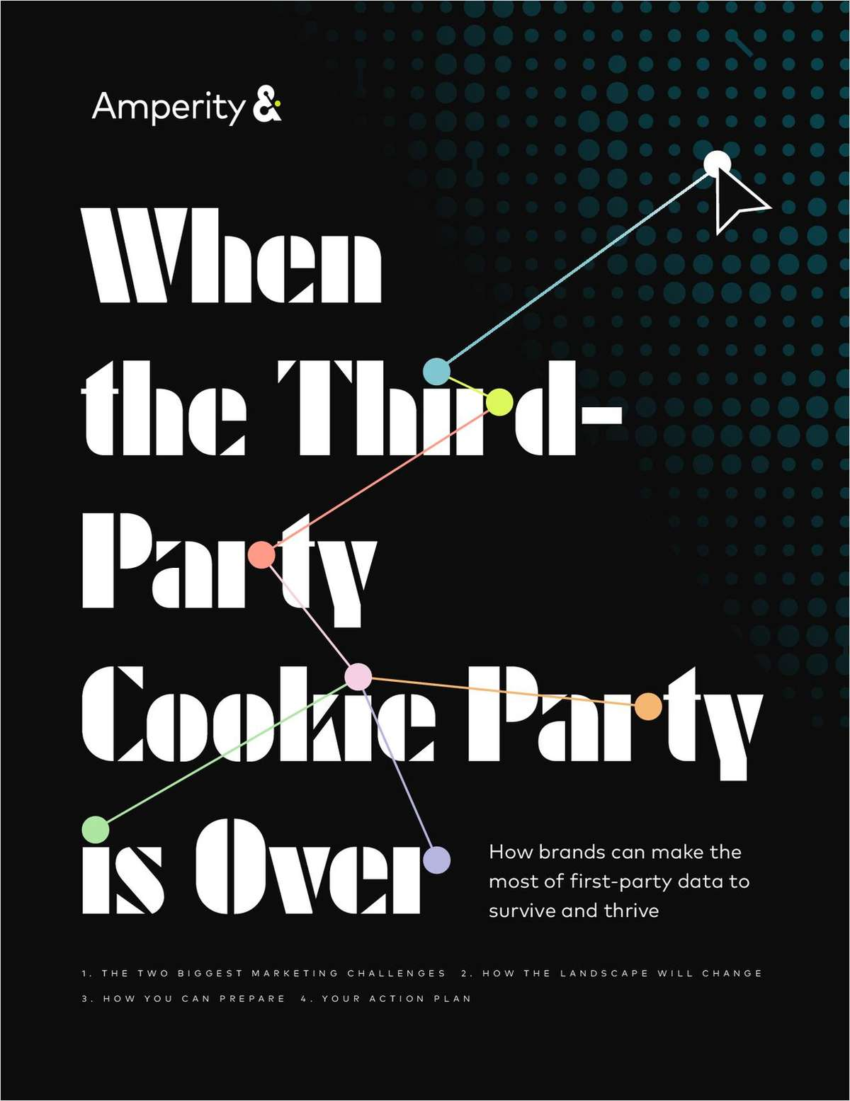 When the Third Party Cookie Party is Over Guide: How brands can make the most of first-party data to survive and thrive