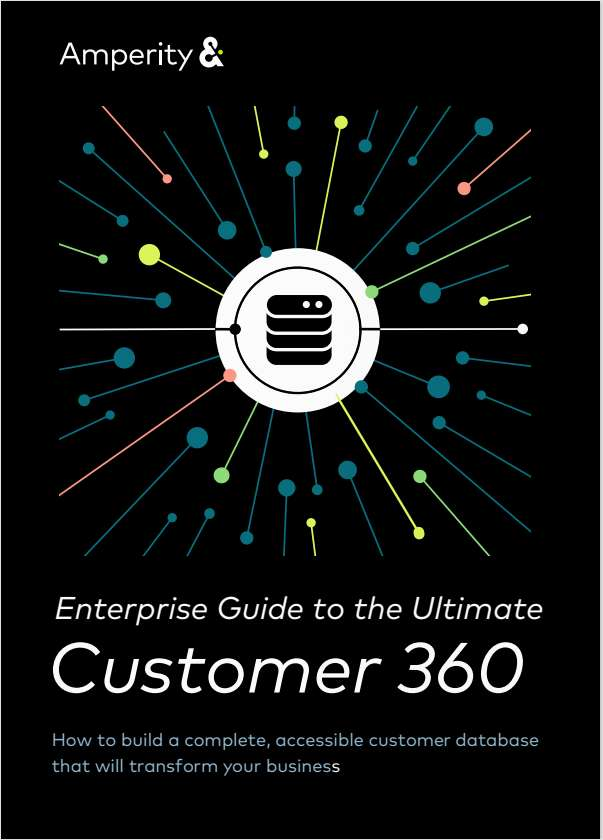 Enterprise Guide to the Ultimate Customer 360