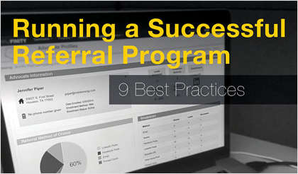Running a Successful Referral Program - 9 Best Practices