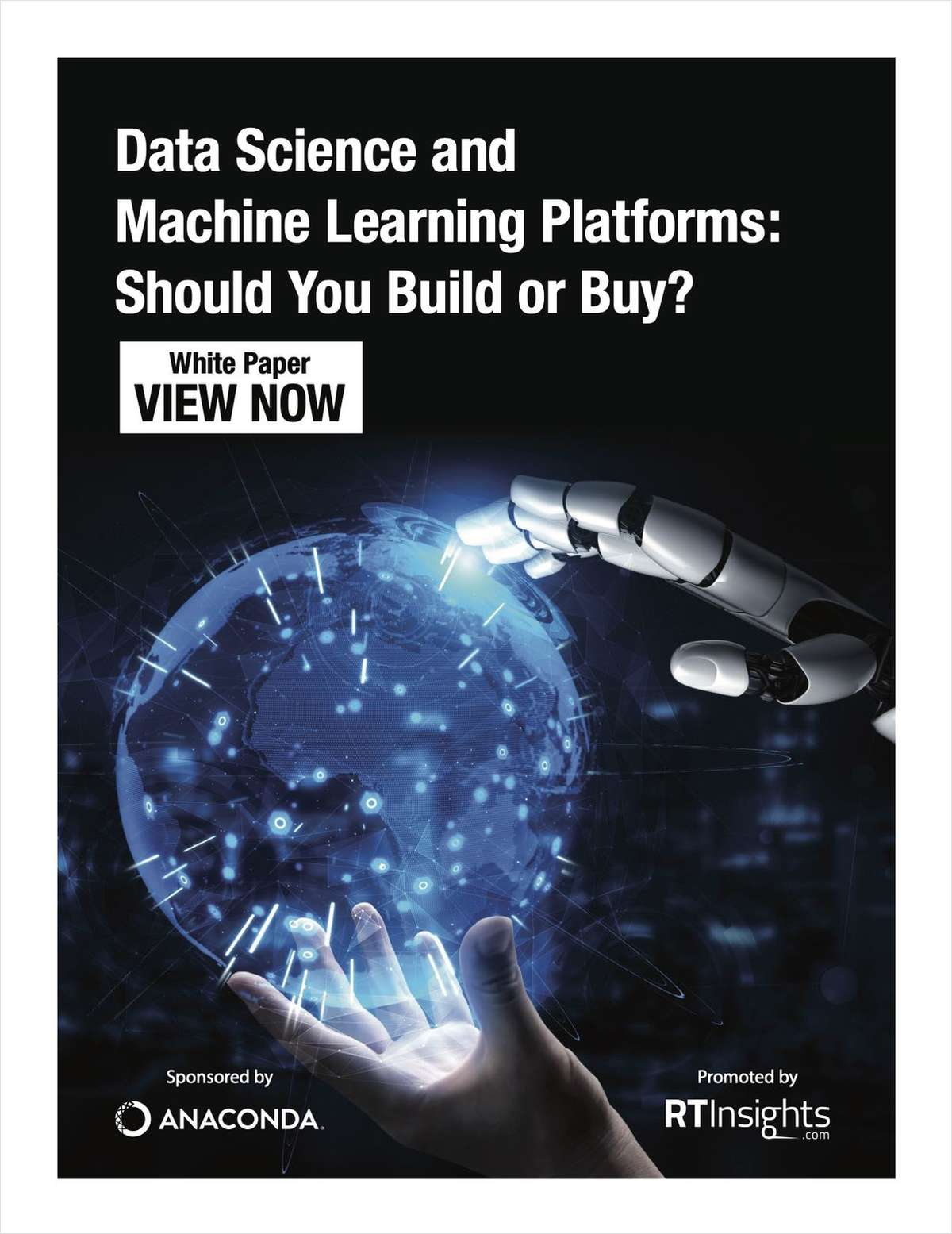 Data Science and Machine Learning Platforms: Should You Build or Buy?