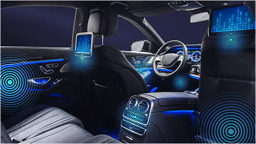 Advanced Audio and Acoustic Processing for Automotive Applications