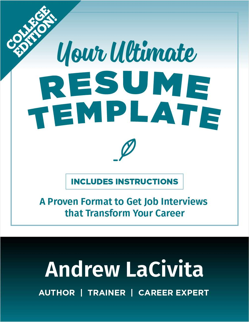 How to Build the Ultimate Collegiate Resume