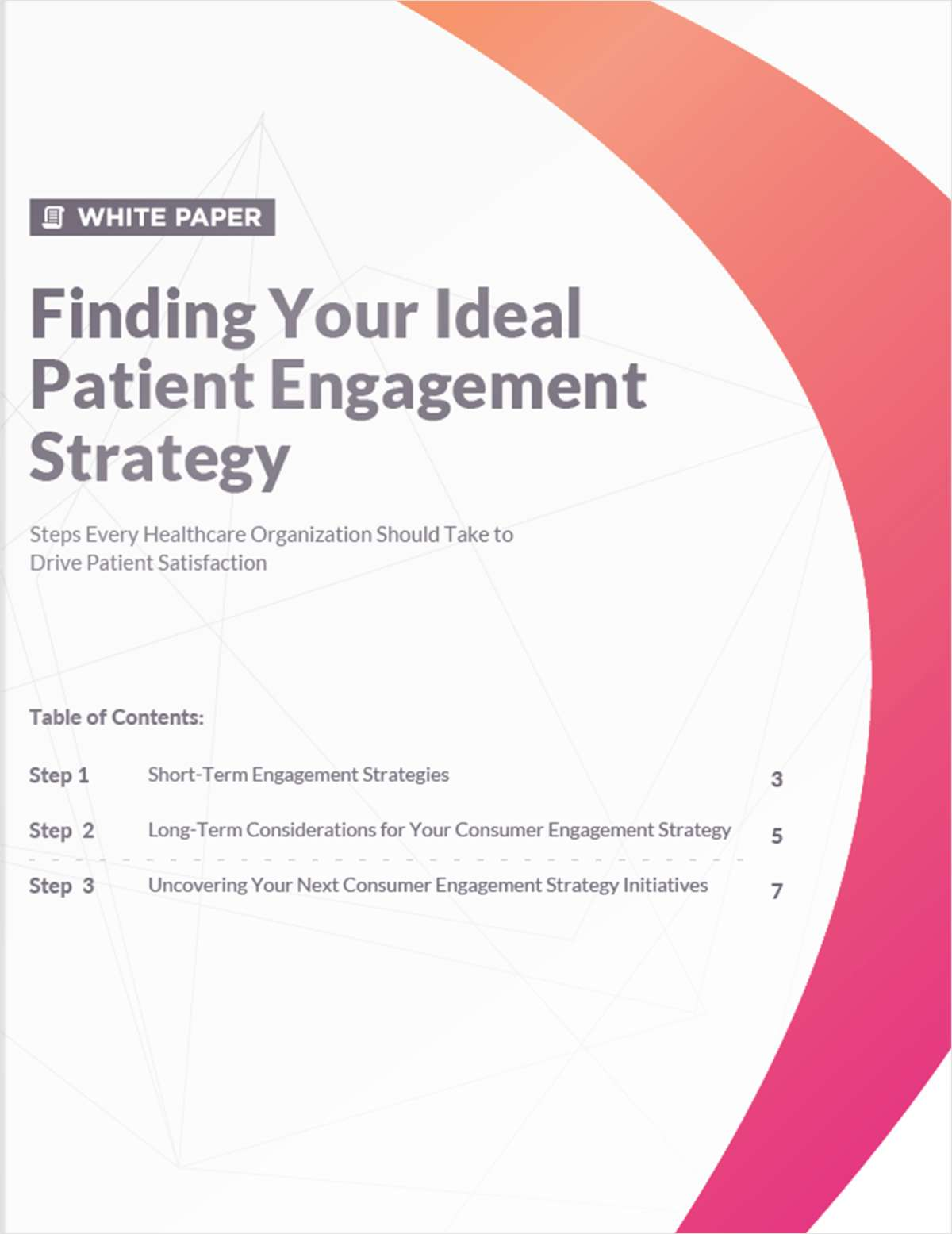 Finding Your Ideal Patient Engagement Strategy