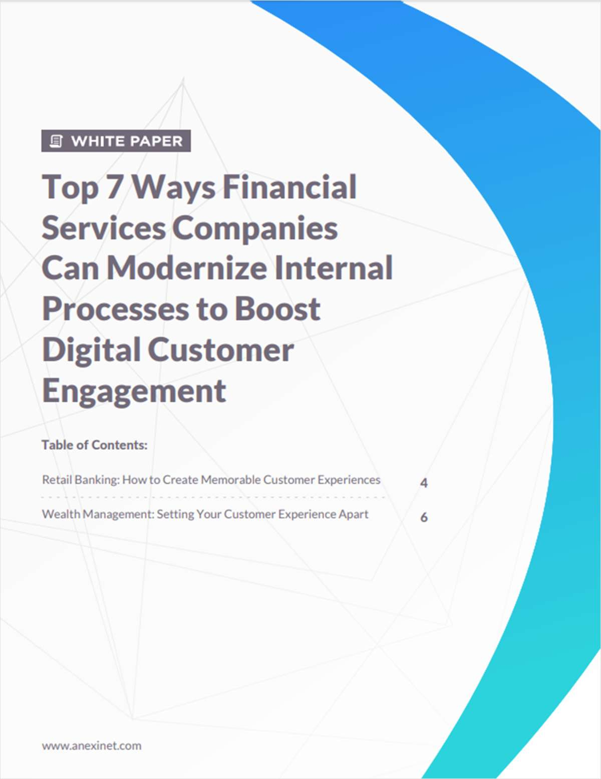 Top Ways Financial Services Companies Can Modernize Internal Processes to Boost Digital Customer Engagement